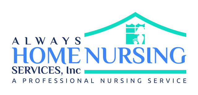 Always Home Nursing Logo